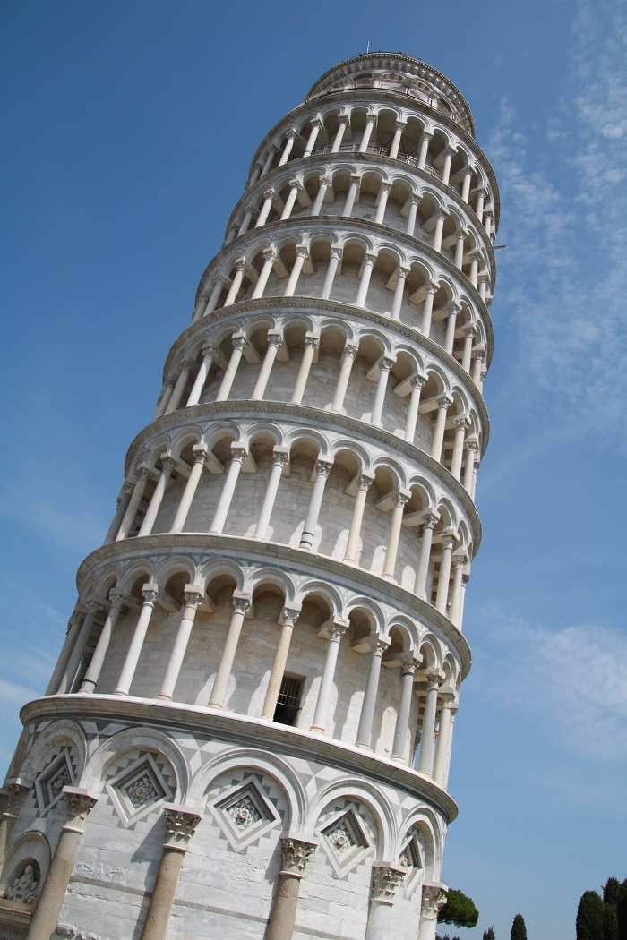 MUST VISIT! tourist attraction (dgqa) tower pisa